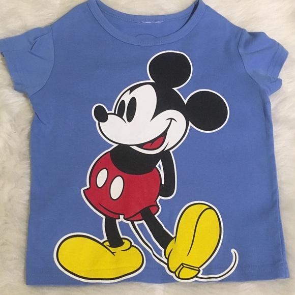 Disney Other - [Disney] Mickey Mouse Tee